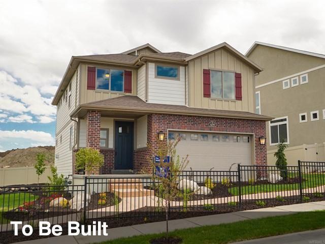 4296 W Abbey Bend Ln S #157, Herriman, UT 84096 (#1484023) :: Bustos Real Estate | Keller Williams Utah Realtors