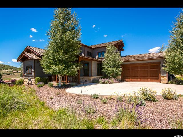 3270 E Thunderhawk Trl, Kamas, UT 84036 (MLS #1484282) :: High Country Properties