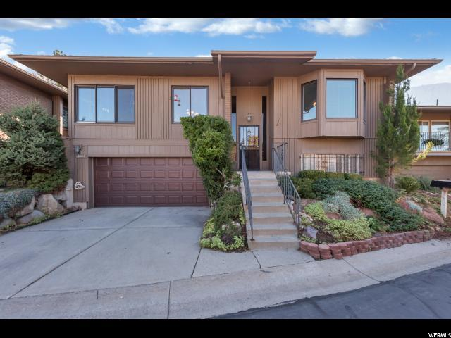 3861 S Quail Hollow Dr E, Millcreek, UT 84124 (#1485473) :: Colemere Realty Associates