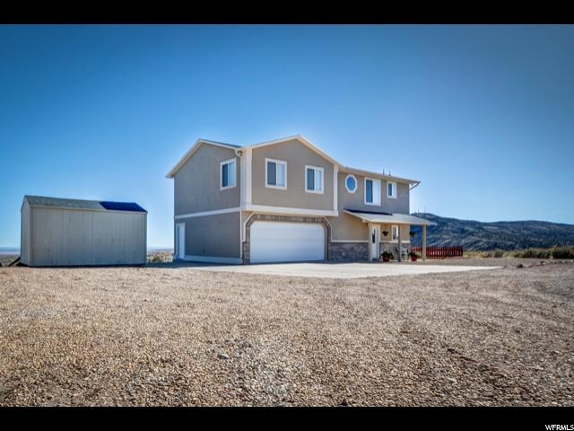 886 N Skyline W, Vernal, UT 84078 (#1485588) :: Exit Realty Success