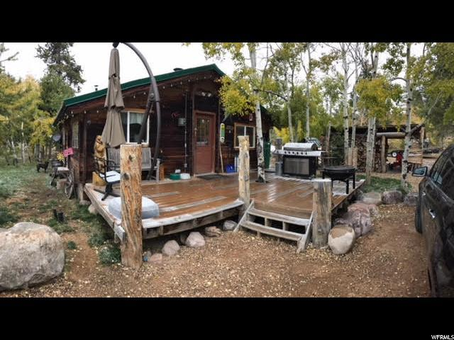 5143 Deer Lane, Kamas, UT 84036 (MLS #1486129) :: High Country Properties