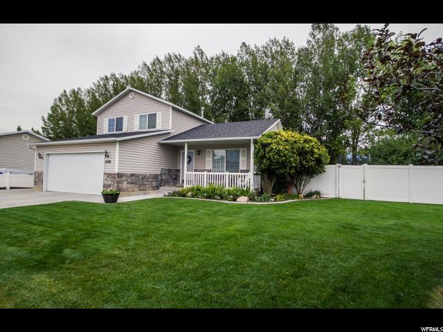 1540 N 2260 W, Lehi, UT 84043 (#1486555) :: Rex Real Estate Team