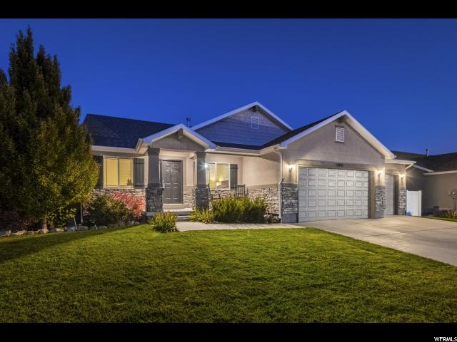 12251 S Midas Quarry Rd, Herriman, UT 84096 (#1486577) :: Rex Real Estate Team