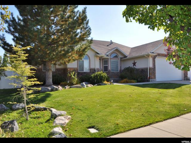 5351 Lightening Peak Dr, Riverton, UT 84096 (#1486603) :: Colemere Realty Associates