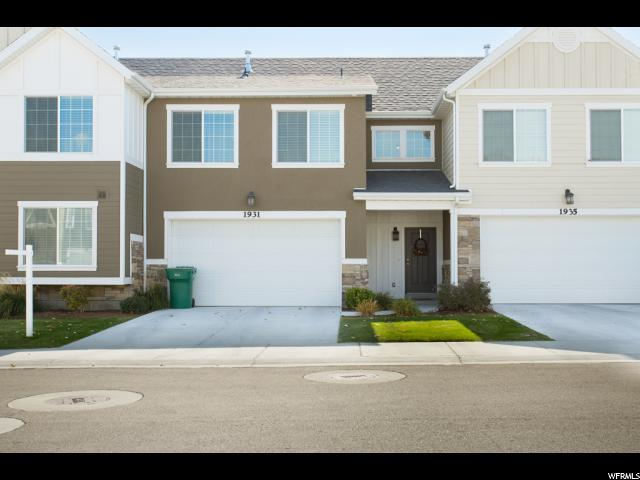 1931 W Park Heights Dr S, Riverton, UT 84065 (#1486626) :: Colemere Realty Associates