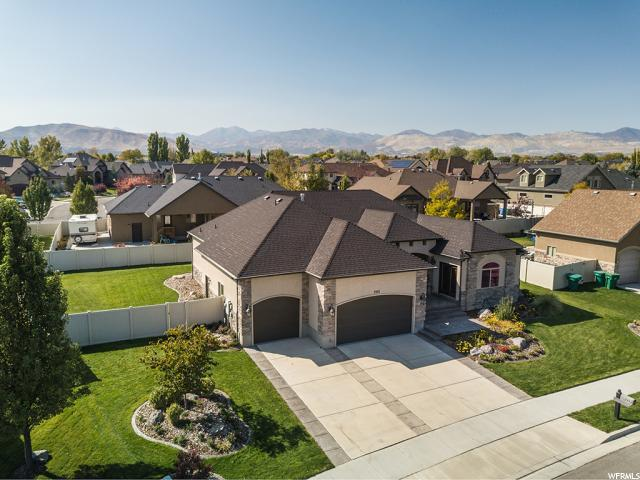 2993 W Durham Woods Way, Riverton, UT 84065 (#1486635) :: Colemere Realty Associates