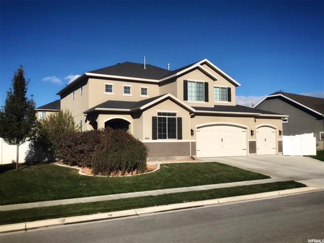 1616 S Bridle Path Loop W, Lehi, UT 84043 (#1486657) :: Rex Real Estate Team