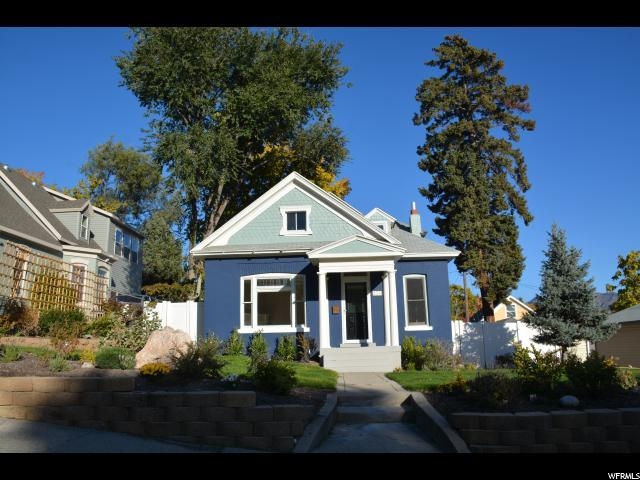 428 N H St E, Salt Lake City, UT 84103 (#1486686) :: Colemere Realty Associates