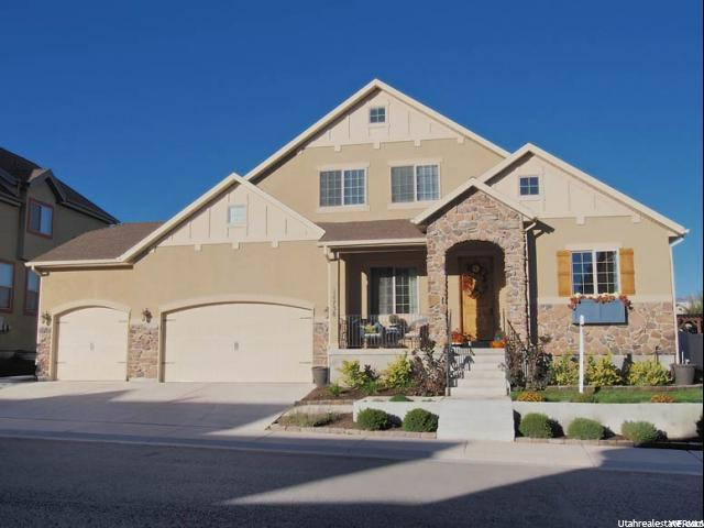14738 S Desert Sage Dr, Herriman, UT 84096 (#1486706) :: Rex Real Estate Team