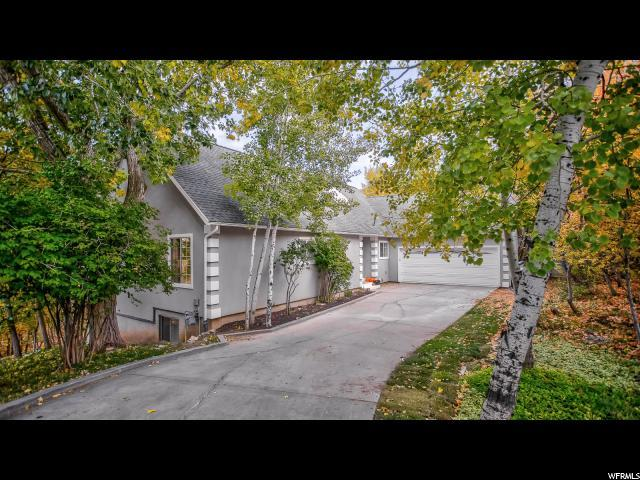 2379 S Cave Hallow Way E, Bountiful, UT 84010 (#1486709) :: Keller Williams Success Realty