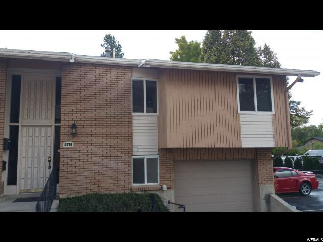 4775 S 2124 E 7B, Holladay, UT 84117 (#1486795) :: Colemere Realty Associates