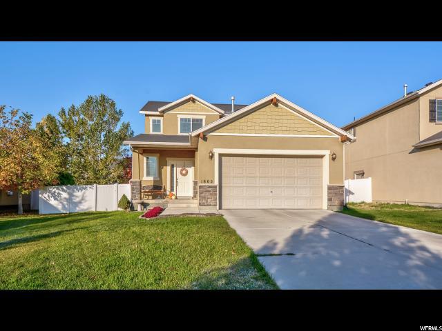 1802 S 825 W, Lehi, UT 84043 (#1486813) :: Rex Real Estate Team