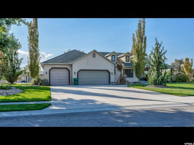 13988 S Saddlehorn Dr, Bluffdale, UT 84065 (#1486835) :: Colemere Realty Associates