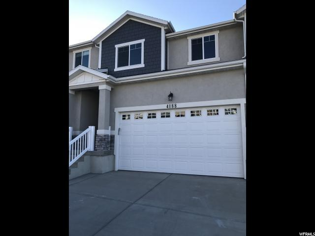 4188 W Shade Crest Ln, Herriman, UT 84096 (#1486877) :: Rex Real Estate Team