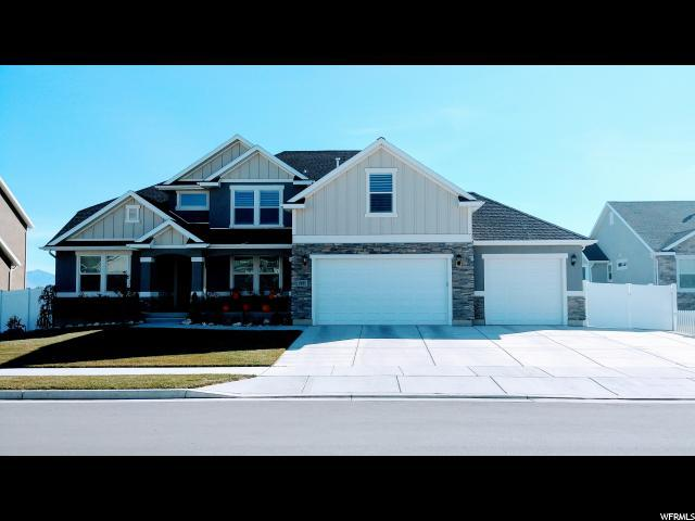 13687 S Bronco Hills Cir W, Herriman, UT 84096 (#1486895) :: Rex Real Estate Team