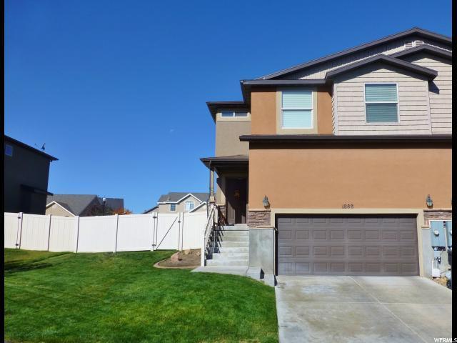 1888 N Goldenrod Way W, Saratoga Springs, UT 84045 (#1486927) :: Rex Real Estate Team