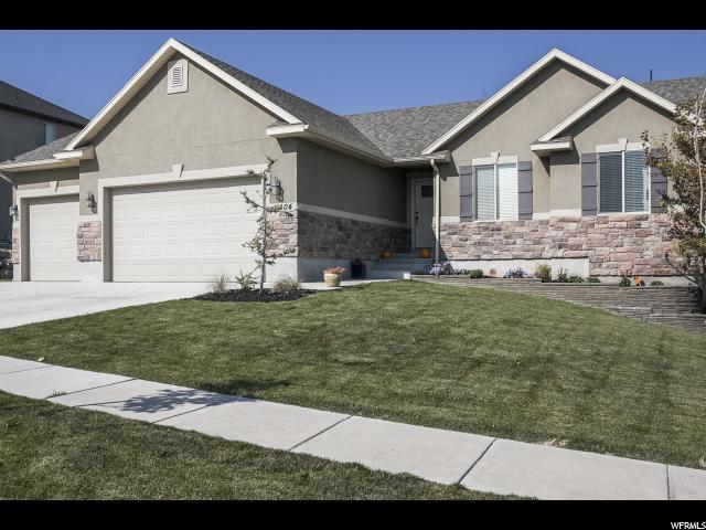 404 W Kit Fox Dr S, Saratoga Springs, UT 84045 (#1486935) :: Rex Real Estate Team
