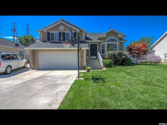 2474 E 1035 S, Spanish Fork, UT 84660 (#1486936) :: Rex Real Estate Team