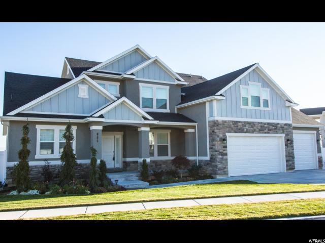 605 W Autumn Hills Blvd, Lehi, UT 84043 (#1486941) :: Rex Real Estate Team