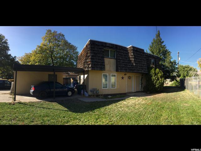 804 E 15TH St S, Ogden, UT 84404 (#1486953) :: Colemere Realty Associates