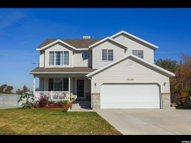 5290 W 4025 S, West Valley City, UT 84120 (#1486955) :: Rex Real Estate Team