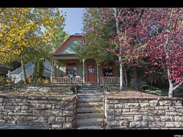 539 Park Ave, Park City, UT 84060 (#1486969) :: Rex Real Estate Team