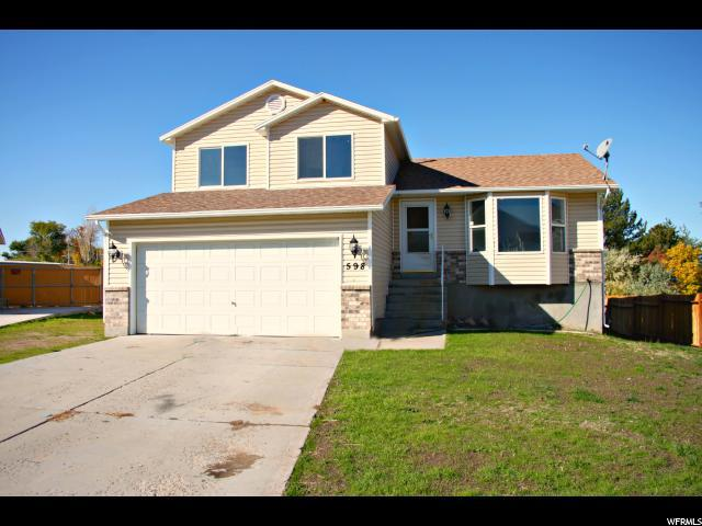 598 S 525 W, Tooele, UT 84074 (#1487252) :: The Muve Group