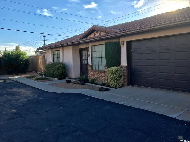950 N 1851 W #105, St. George, UT 84770 (#1487257) :: The Muve Group