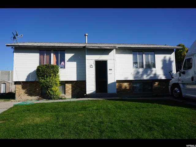 3425 S Mockingbird Way, West Valley City, UT 84119 (#1487310) :: Colemere Realty Associates