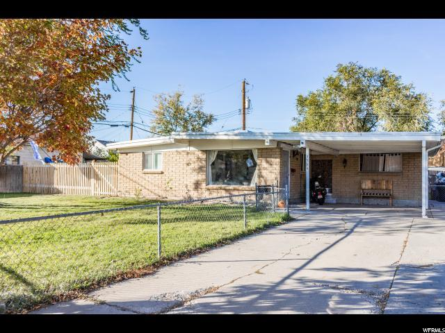 3566 W Christy Ave S, West Valley City, UT 84119 (#1487419) :: Colemere Realty Associates