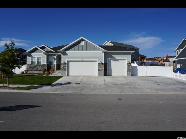 6462 W Maple Valley Cir, West Jordan, UT 84081 (#1487460) :: Colemere Realty Associates