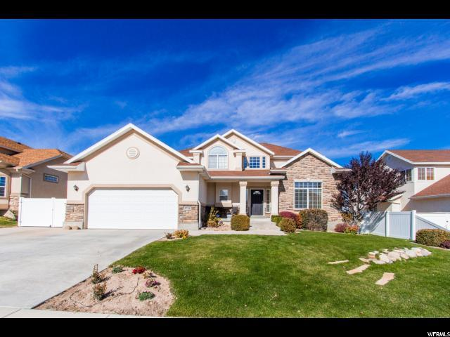 5724 W Boulder Creek Rd S, West Jordan, UT 84081 (#1487465) :: Colemere Realty Associates
