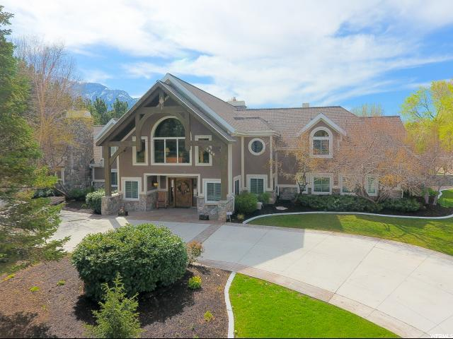 2858 E Newmans Ln, Holladay, UT 84121 (#1487540) :: Colemere Realty Associates