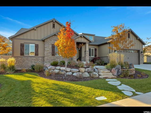 434 E Fairmont Hill Ct S, Draper, UT 84020 (#1487557) :: Colemere Realty Associates