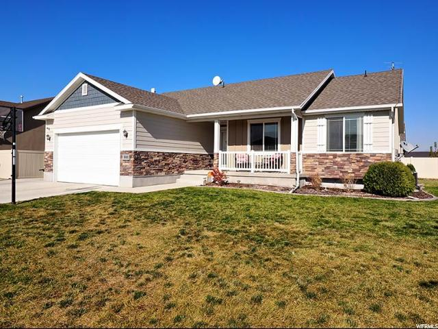 2925 S Broad Creek Dr W, West Valley City, UT 84128 (#1487567) :: Colemere Realty Associates