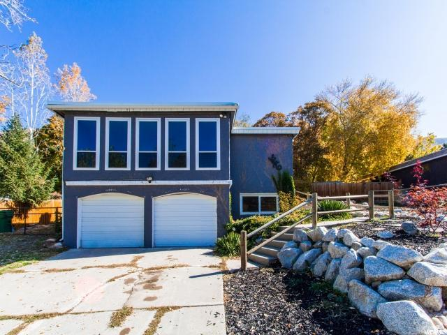 8589 S Kings Hill Dr E, Cottonwood Heights, UT 84121 (#1487575) :: Colemere Realty Associates