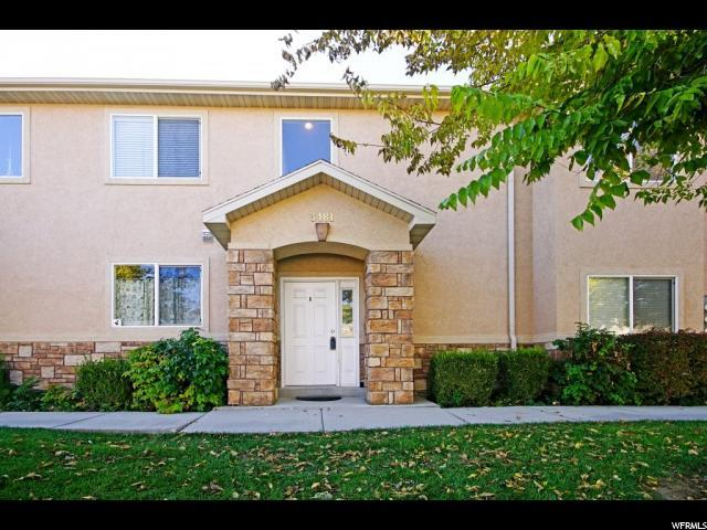3481 S Leeds Cv #106, West Valley City, UT 84128 (#1487606) :: Colemere Realty Associates