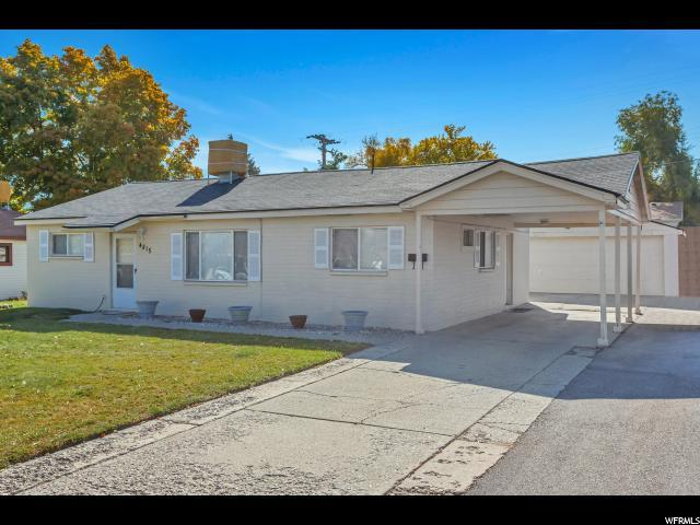 4815 W 5015 S, Salt Lake City, UT 84118 (#1487615) :: Colemere Realty Associates