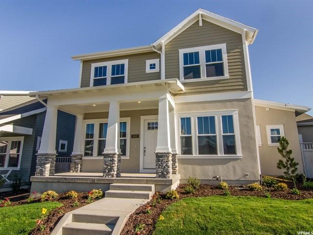 5021 W Table Top Way S #530, South Jordan, UT 84009 (#1487638) :: Colemere Realty Associates