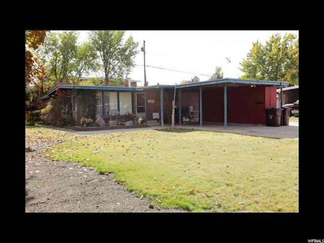 2445 W 4975 S, Roy, UT 84067 (#1487652) :: Colemere Realty Associates