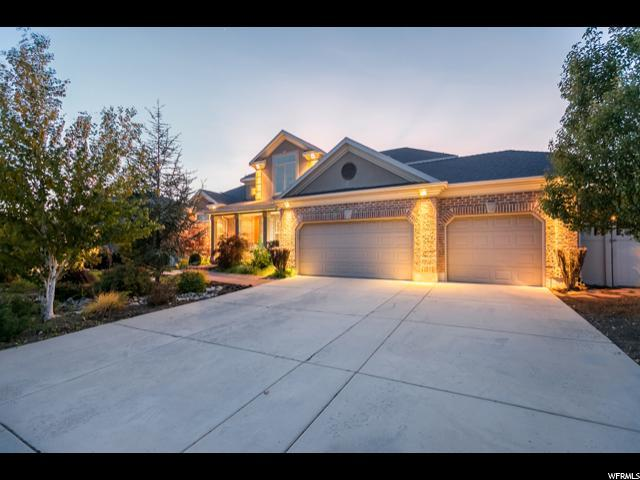 8014 S Gainey Ranch Ct E, Cottonwood Heights, UT 84121 (#1487799) :: The Muve Group