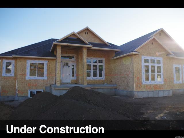 3910 N Thurston Dr, Mountain Green, UT 84050 (#1487808) :: Home Rebates Realty