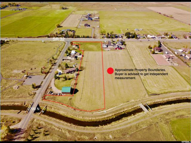 2736 N State Road 32, Marion, UT 84036 (MLS #1488195) :: High Country Properties