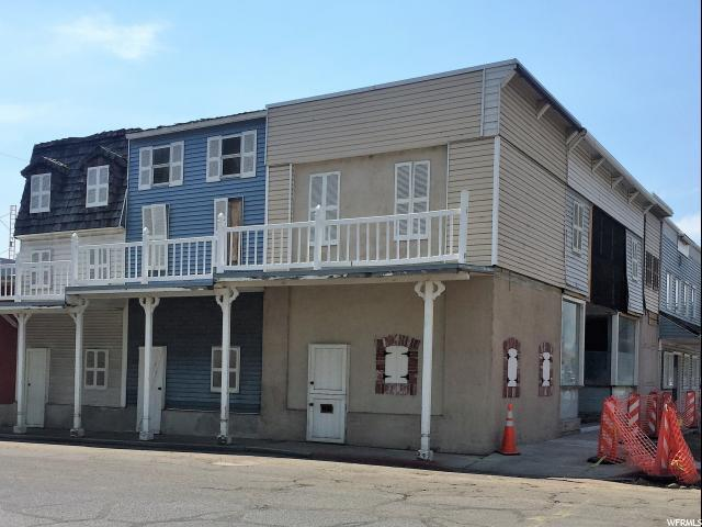 101 N Commercial St E, Morgan, UT 84050 (#1488419) :: Home Rebates Realty