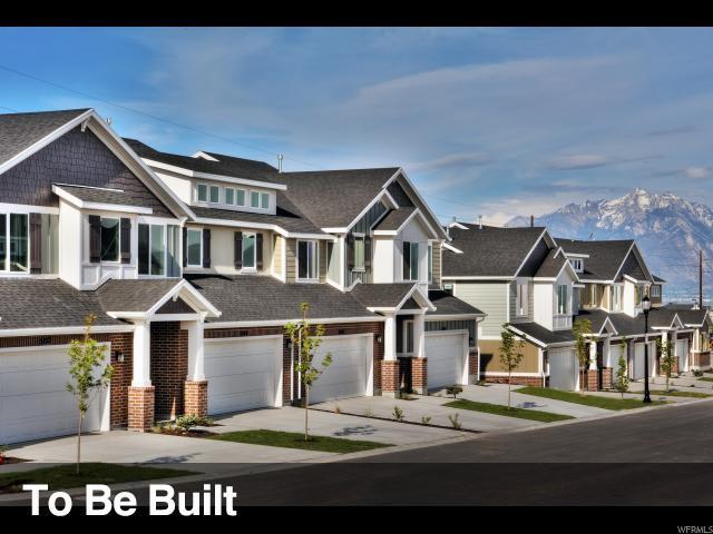 5417 W Black Hills Ln S #256, Herriman, UT 84096 (#1489060) :: Exit Realty Success