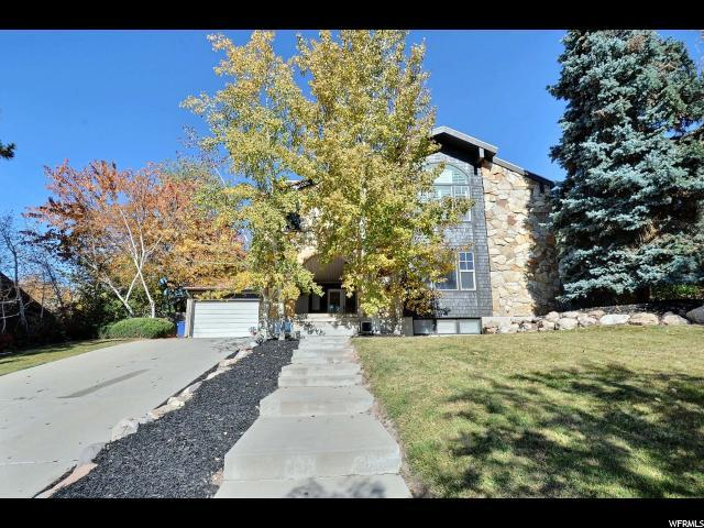1301 E Federal Heights Dr, Salt Lake City, UT 84103 (MLS #1489154) :: Lookout Real Estate Group