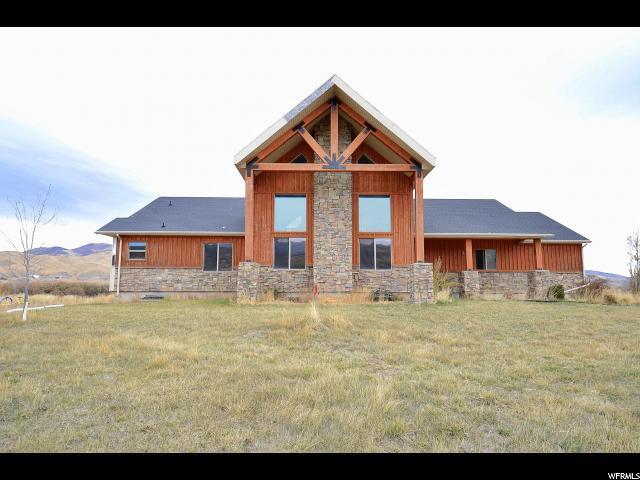 3252 N Morgan Valley Dr, Morgan, UT 84050 (#1489506) :: Home Rebates Realty