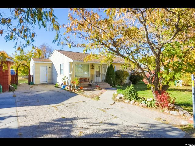 3564 S 6800 W, West Valley City, UT 84128 (#1489713) :: Colemere Realty Associates