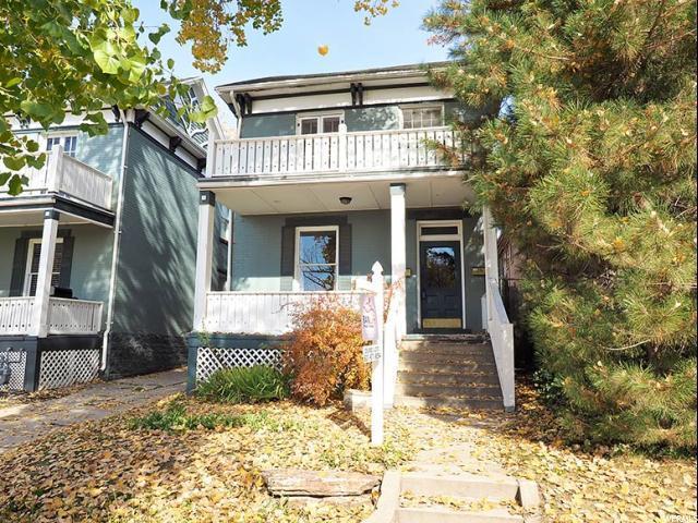 681 E 5TH Ave N, Salt Lake City, UT 84103 (#1489824) :: Colemere Realty Associates