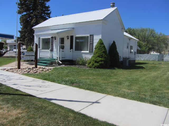 23 N Main St, Coalville, UT 84017 (MLS #1490167) :: High Country Properties
